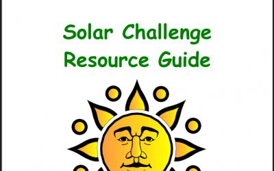 cover of Solar Challenge curriculum